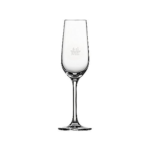 Schott Zwiesel 111225Sherry Cristal, Cristal, Transparente, 6Unidades
