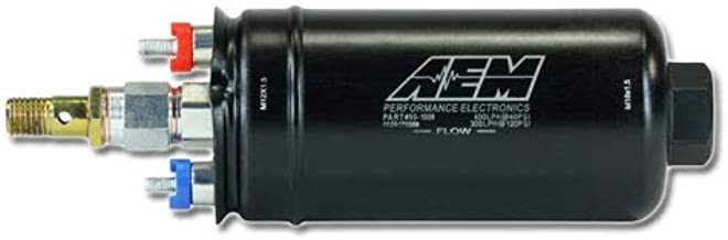 AEM ELECTRON 501009 400Lph Inline High Flow Fuel Pump