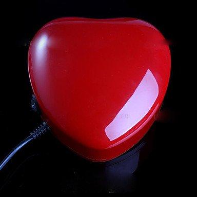 PINCHU Sèche Ongles 36W 110-220V Outil d'art des Ongles Haute Qualité,Red