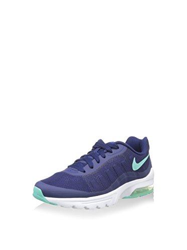 Nike Damen WMNS Air Max Invigor Sneaker, blau/weiß, 36.5 EU