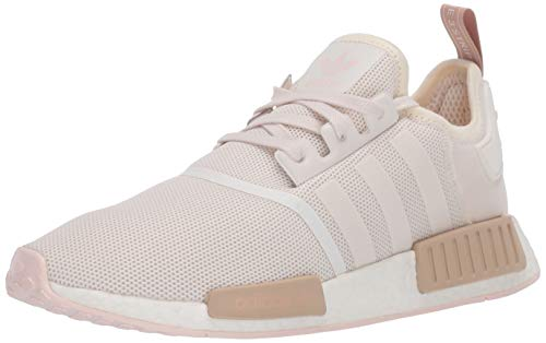 adidas Originals NMD_R1, Zapatillas Mujer, Color Blanco Tiza, 43 1/3 EU