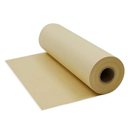 Papel de embalaje grande, para manualidades, envolver regalos, embalaje, envío, 25,4 cm x 30,48 m