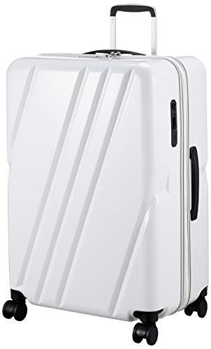 [エー・エル・アイ] スーツケース Triplayer 73 cm ホワイト