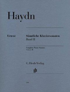 SAEMTLICHE SONATEN 2 - arrangiert für Klavier [Noten / Sheetmusic] Komponist: HAYDN JOSEPH