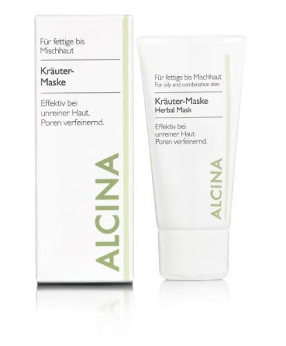 Alcina F/M Kräuter-Maske 250ml