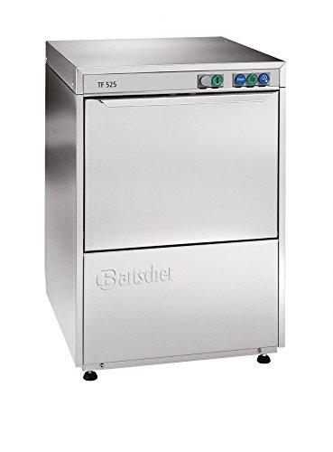 Bartscher 111560 Lave-vaisselle Deltamat TF 525 LP, double paroi