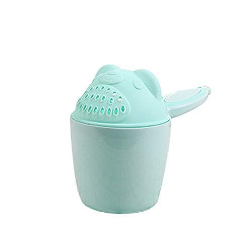 N-K PULABO Kinder Baby waschen Haare Badewanne Dusche Shampoo Spülen Tasse Rinser Spülen Krug - zufällige Farbe Stilvoll und beliebt schön