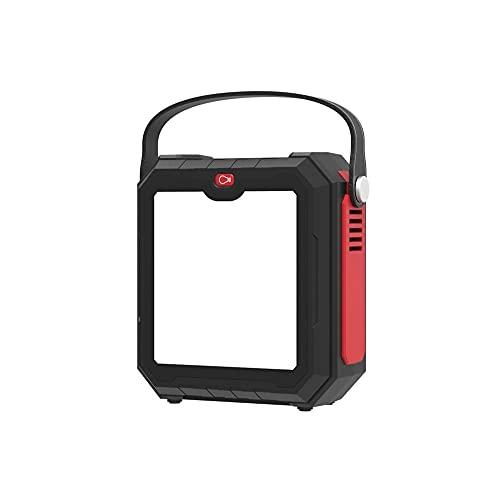 Generador portátil de Fuente de alimentación portátil 120W mango de cuero con...