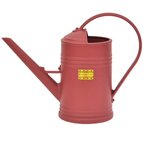 Xiaoli Arrosoirs Plastique Arrosoir Résine arrosoir Plante Arrosoir Accueil Jardinage Arrosoir 1.5L Arrosoir arrosoir À l'intérieur et à l'exterieur Arrosoir (Color : Red)
