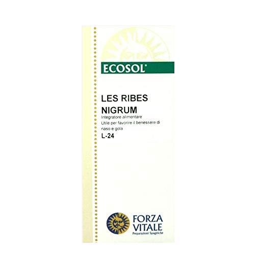 Forza Vitale Italia 50132 Les Ribes Nigrum Gocce, 50 ml