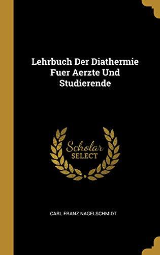GER-LEHRBUCH DER DIATHERMIE FU