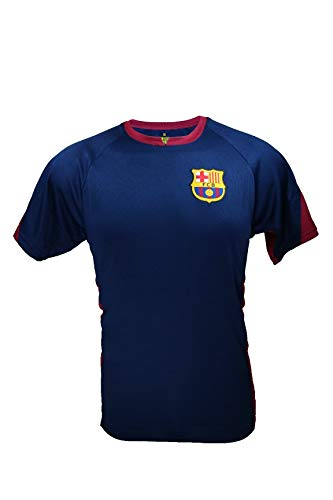 FC Barcelona Official Performance Jersey, T-Shirt, Barcelona Jersey -008 M