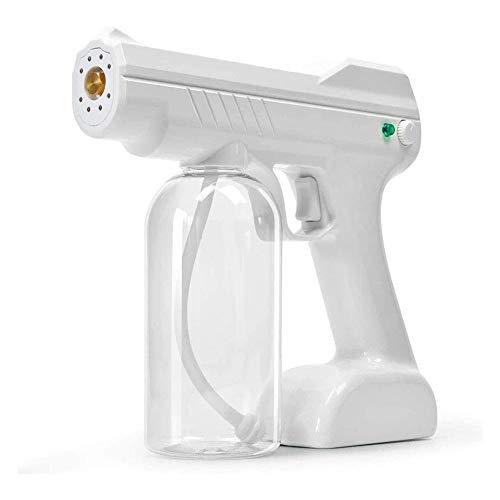 GMtes 2020 drahtlose elektrische ULV Sprayer, 800 ml Tieftemperatur Atomizer Vernebler Desinfektion Maschine Nano Vapor-Spritzpistole Luftreiniger