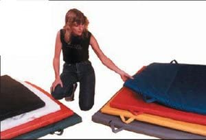 Non Folding Mat with Handles 6 Mail order cheap ft Polyurethane x Price reduction Dro 12 2