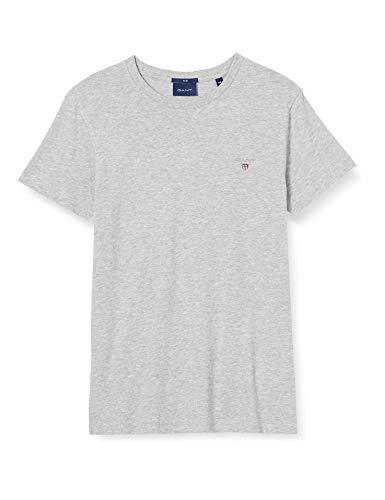 GANT The Original Slim T-Shirt Camiseta para Hombre