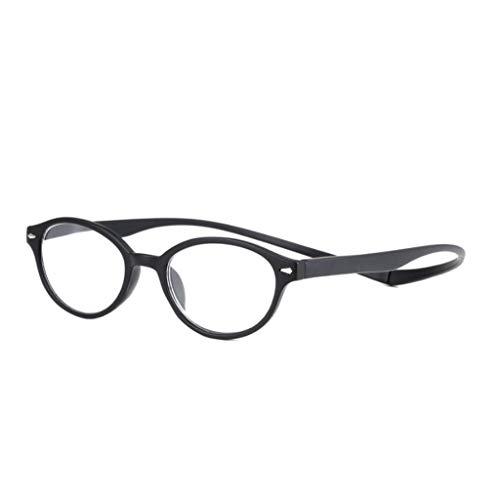 Unisex leesbril met magneet, hothap leesbril mannen vrouwen hangende hals magnetische Presbyopie lezer Wie gezeigt 350