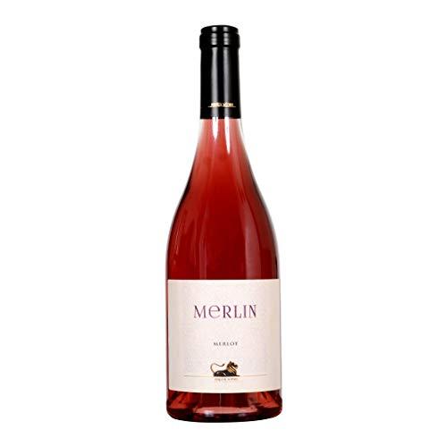 Ktima Raptis - Merlin - Rose Dry Wine (750ml)