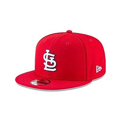 New Era St. Louis Cardinals Adjustable 9Fifty MLB Straight Brim Baseball Cap 950