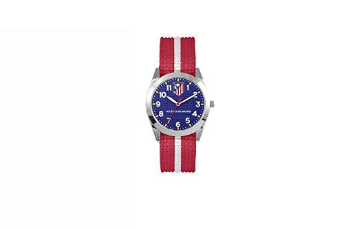 Seva Import AT Madrid 4901096 Reloj, Rojo, Talla Única