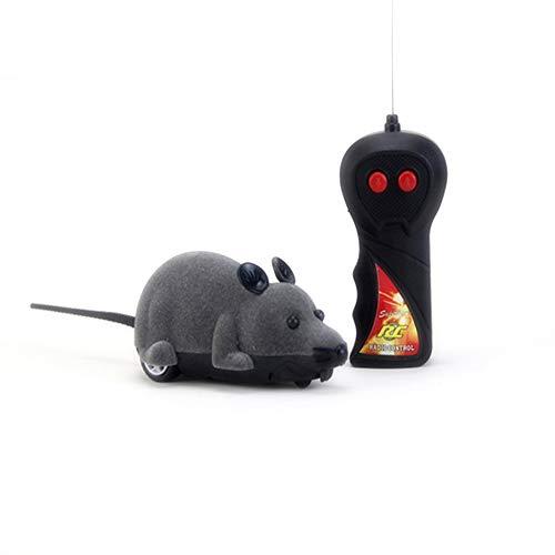 Eon Systems - Ratón con Control Remoto para Gato, Juguete Divertido, 1 Juego