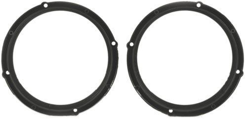 ACV 271320-16_4 LA-Aufnahme Lautsprecherringe für Seat/Skoda/VW/Mitsubishi (165 mm, Türe Front/Heck)