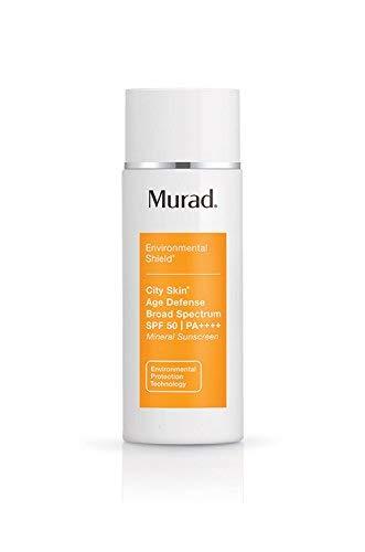 Murad City Skin Age Defense Broad Spectrum SPF 50   PA++++, 1.7 fl oz