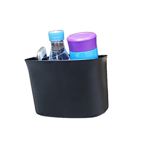 ZINGYUE Cubo de basura de coche para asiento de coche, cubo de basura de coche para tu coche, bolsa de basura a prueba de fugas, bolsa de almacenamiento de auto para colgar basura