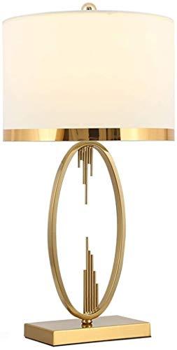 CNCDRS Estudio de la habitación Luces de Dormitorio LED Fuente de luz Pulsador 30 * 58 cm para Vivir