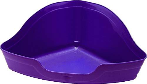 Kaytee - Large Hi-Corner Litter Pan - 11 x 20 x 9 Inch