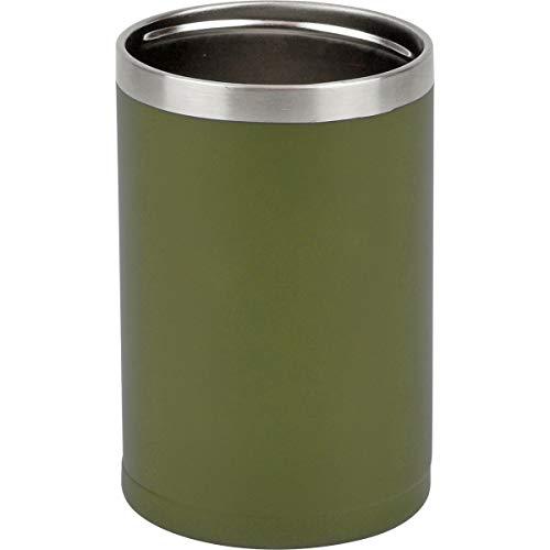 和平フレイズ 冷たさ長持ち! 缶ホルダー 350ml フォレストグリーン 真空断熱構造 保温 保冷 タンブラーにもなる 2WAYタイプ RH-1533 フォルテック 全2サイズ・3カラー