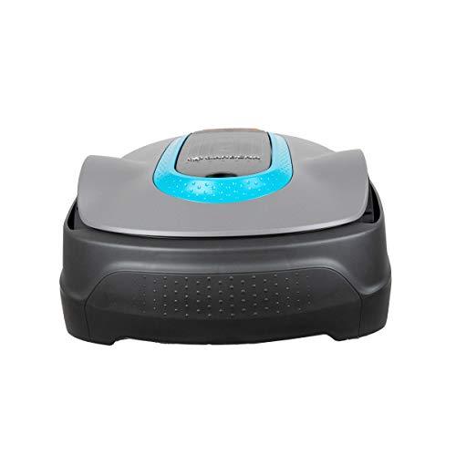 GARDENA SILENO city 300: Mähroboter bis 300 m² Rasenfläche, Bluetooth-App bedienbar, Schnitthöhe 20 - 50 mm, LCD Display, Diebstahlschutz, inkl. Begrenzungskabel, Haken und Verbinder (15005-47)
