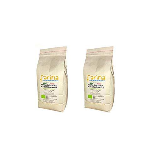 2 kg farina biologica di segale BIO (2 pz confezioni da 1 kg)