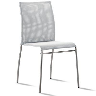 Sediarreda Conjunto de 2 chaises- Metal y Filete – apilables