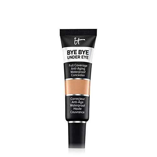 It Cosmetics Bye Bye Under Eye Full Coverage anti-aging waterproof Concealer (32 Tan Bronze)