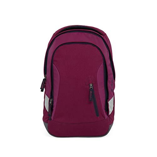 Satch sleek Schulrucksack - ergonomisch, 24 Liter, extra schlank - Pure Purple - Lila
