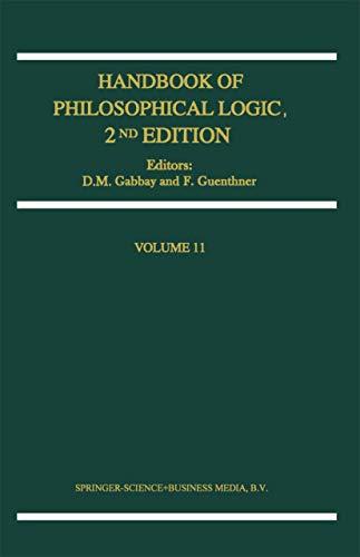 Handbook of Philosophical Logic: Volume 11 (Handbook of Philosophical Logic, 11, Band 11)