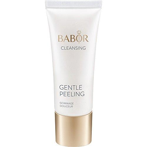 BABOR CLEANSING Gentle Peeling, für jede Haut, mildes Gesichtspeeling mit natürlichen Peelkörpern, 1 x 50 ml