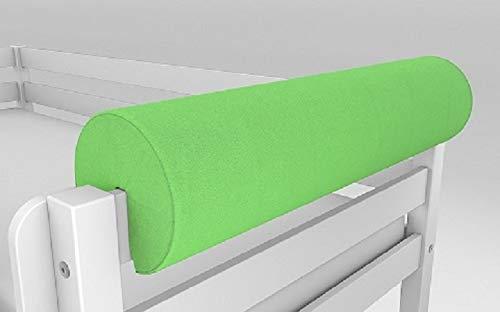 Schutzkissen für Rausfallschutz Kopfschutz Nackenrolle Walzenförmig Hochbett