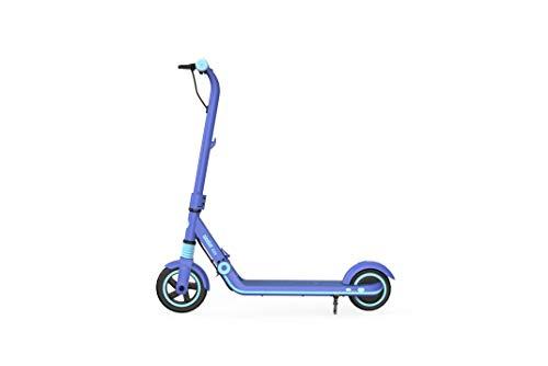 Segway-Ninebot Sgw-zing-e8-blue Scooter eléctrico para niños, Scooter eléctrico, Scooter Todo Terreno, KickScooter para niños y Adolescentes ZING E8, Azul, Talla Única