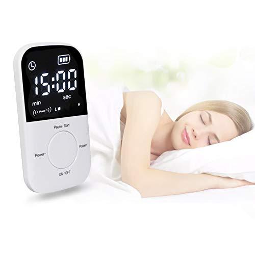 ghjkl Dispositivo de Terapia de Insomnio, CES SUEÑO SOLICITUD ASOMNIA Terapia ANTISIO DE ABSIODOS DE LA MIGRACIÓN Tratamiento DE LA MIGRACIÓN Estimulador de electroterapia craneal