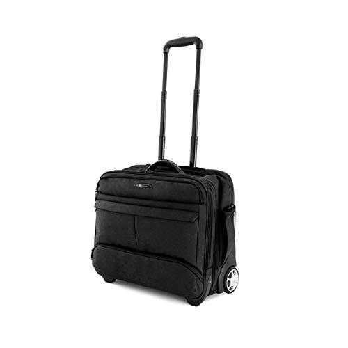 Roncato borsa trolley pilota porta pc 2R antracite art.461074101