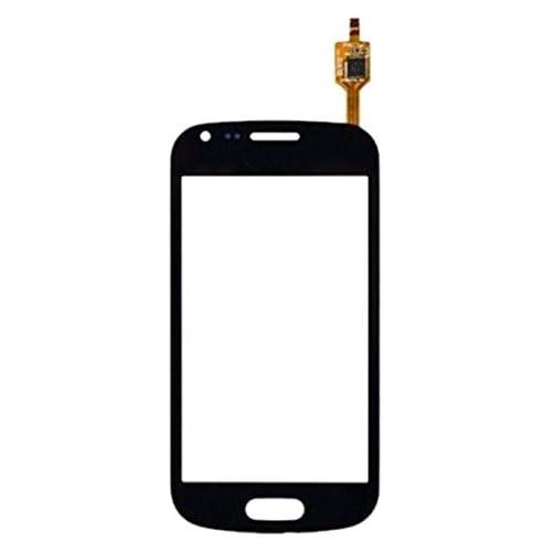 Goliton® vetro sostituzione dello schermo lente digitalizzatore Touch per Samsung Galaxy S Duos S7562 GT - Nero