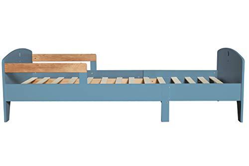 VS Venta-stock Cama Infantil evolutiva 90X140/170/200 CM, Color Azul