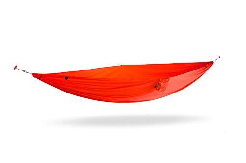 KAMMOK Roo Single UL - Ultralight Camping Hammock, Water Repellent, Portable, Durable, Indoor/Outdoor Hammock