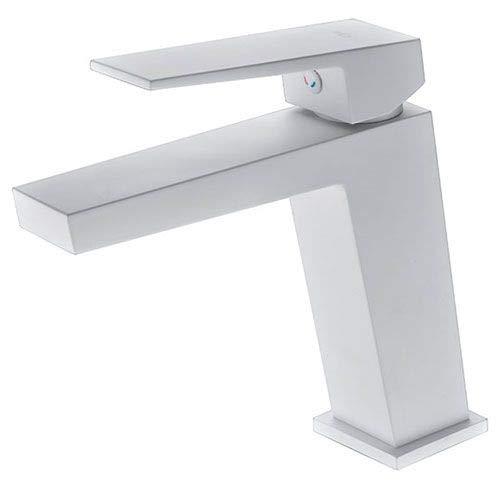 Grifo para lavabo monomando Imex Art Blanco BDAR025-1BL