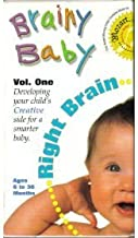 Brainy Baby Vol. One - Right Brain VHS