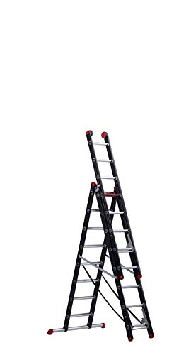 Altrex Mounter 3-delige multifunctionele ladder, 3 x 14