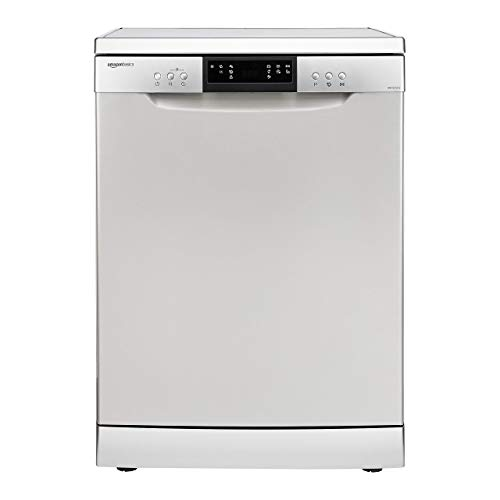 AmazonBasics 12 Place setting Dishwasher - improved version (Silver color)