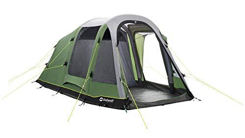 Outwell Reddick 4A Tente pneumatique pour 4 Personnes Vert