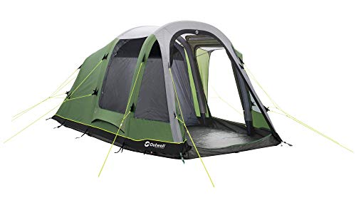 Outwell Reddick 5A Air tent, Green, 5-Person